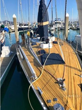 6 1984 NAUTOR'S SWAN 391 Cruising Sailboat 2799157