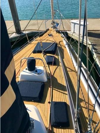 7 1984 NAUTOR'S SWAN 391 Cruising Sailboat 2799158