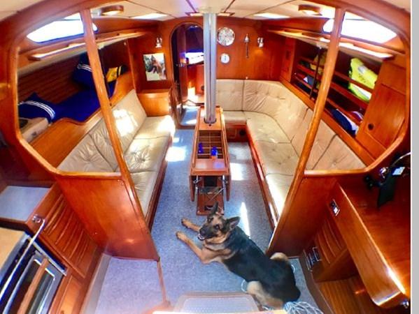 12 1984 NAUTOR'S SWAN 391 Cruising Sailboat 2799163
