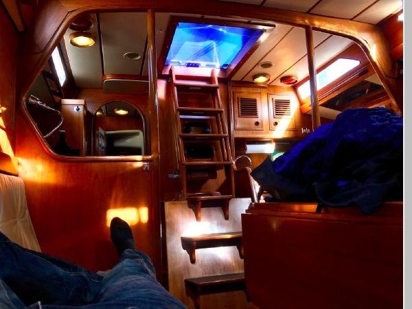 13 1984 NAUTOR'S SWAN 391 Cruising Sailboat 2799164