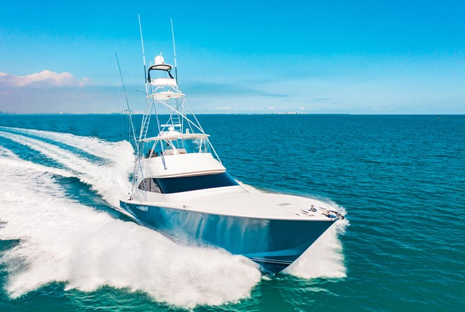 2015 VIKING 66 Convertible Sport Fisherman 2830924