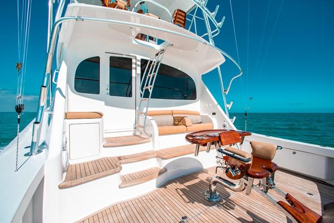 Cockpit 2015 VIKING 66 Convertible Sport Fisherman 2830925