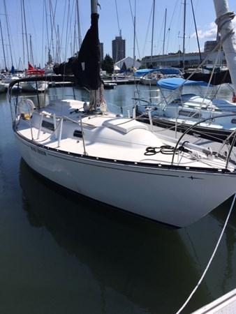 Wind Arrow 1974 C & C Yachts  Cruising/Racing Sailboat 2801361