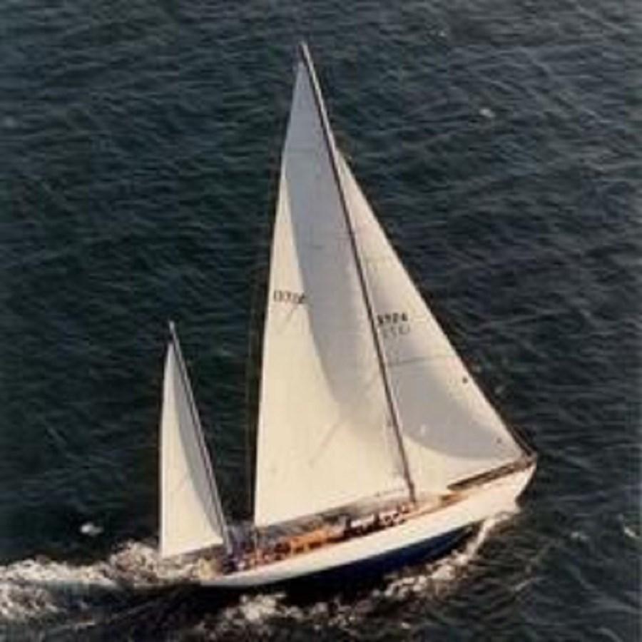1 1953 PLYM  Classic Yawl Classic Yacht 2823747