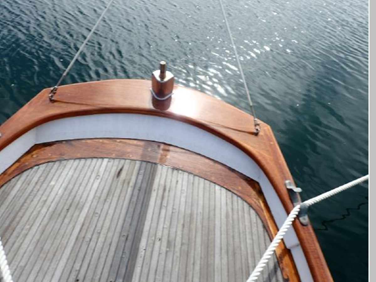 7 1953 PLYM  Classic Yawl Classic Yacht 2823753