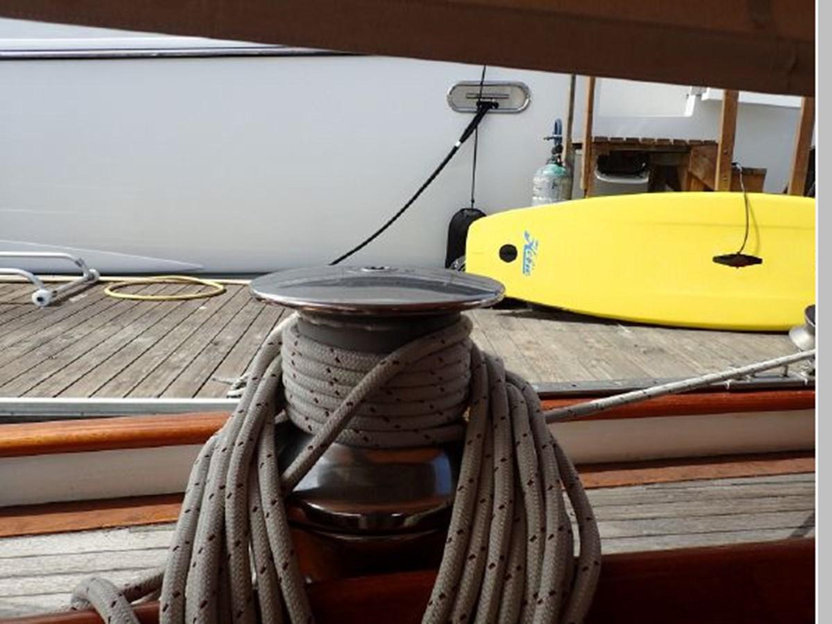8 1953 PLYM  Classic Yawl Classic Yacht 2823754