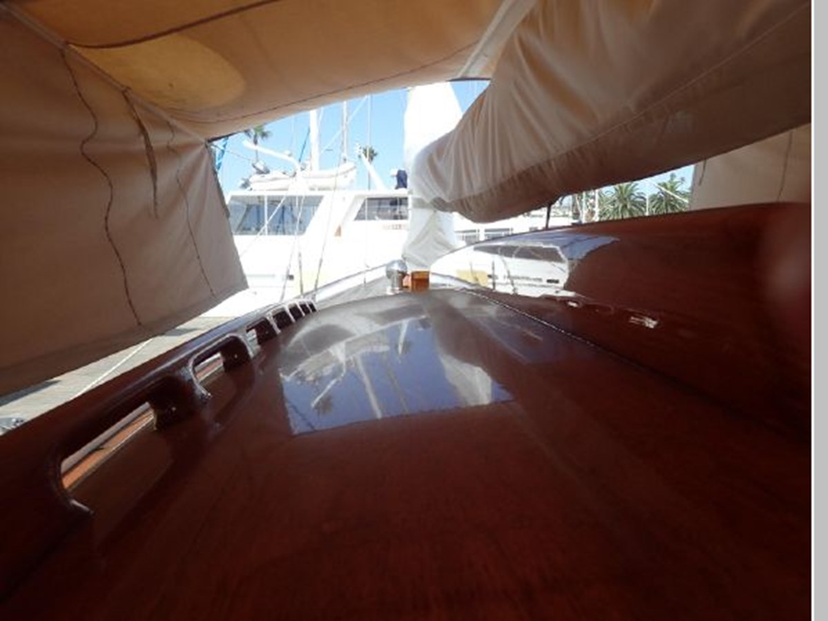 10 1953 PLYM  Classic Yawl Classic Yacht 2823756