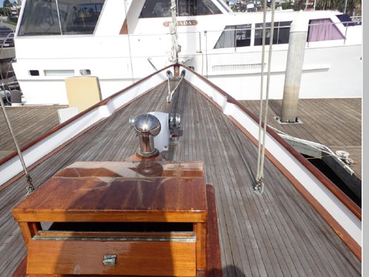 13 1953 PLYM  Classic Yawl Classic Yacht 2823759