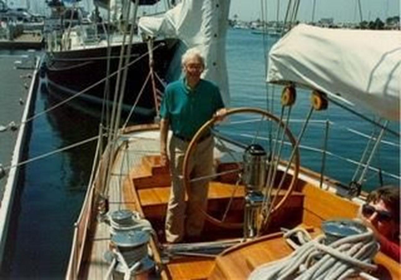 15 1953 PLYM  Classic Yawl Classic Yacht 2823761