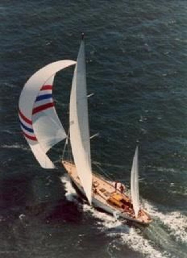 16 1953 PLYM  Classic Yawl Classic Yacht 2823762