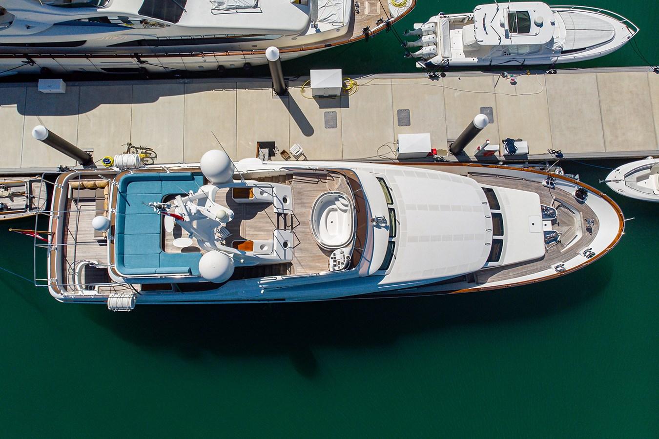 Rutli E_Aerials8 2006 BENETTI  Motor Yacht 2802252