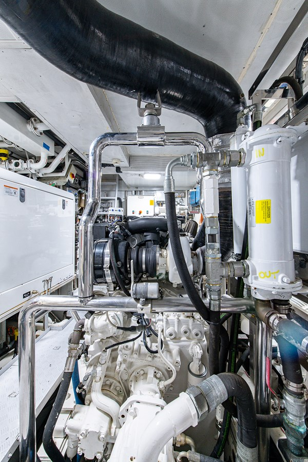 Rutli E_Engine Room5 2006 BENETTI  Motor Yacht 2802321