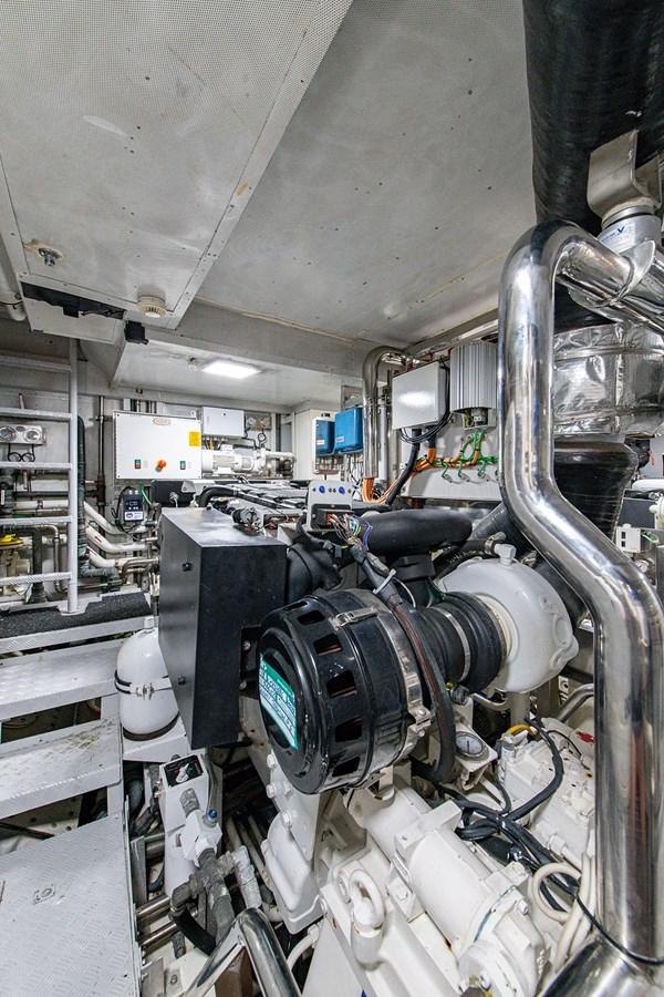 Rutli E_Engine Room6 2006 BENETTI  Motor Yacht 2802322