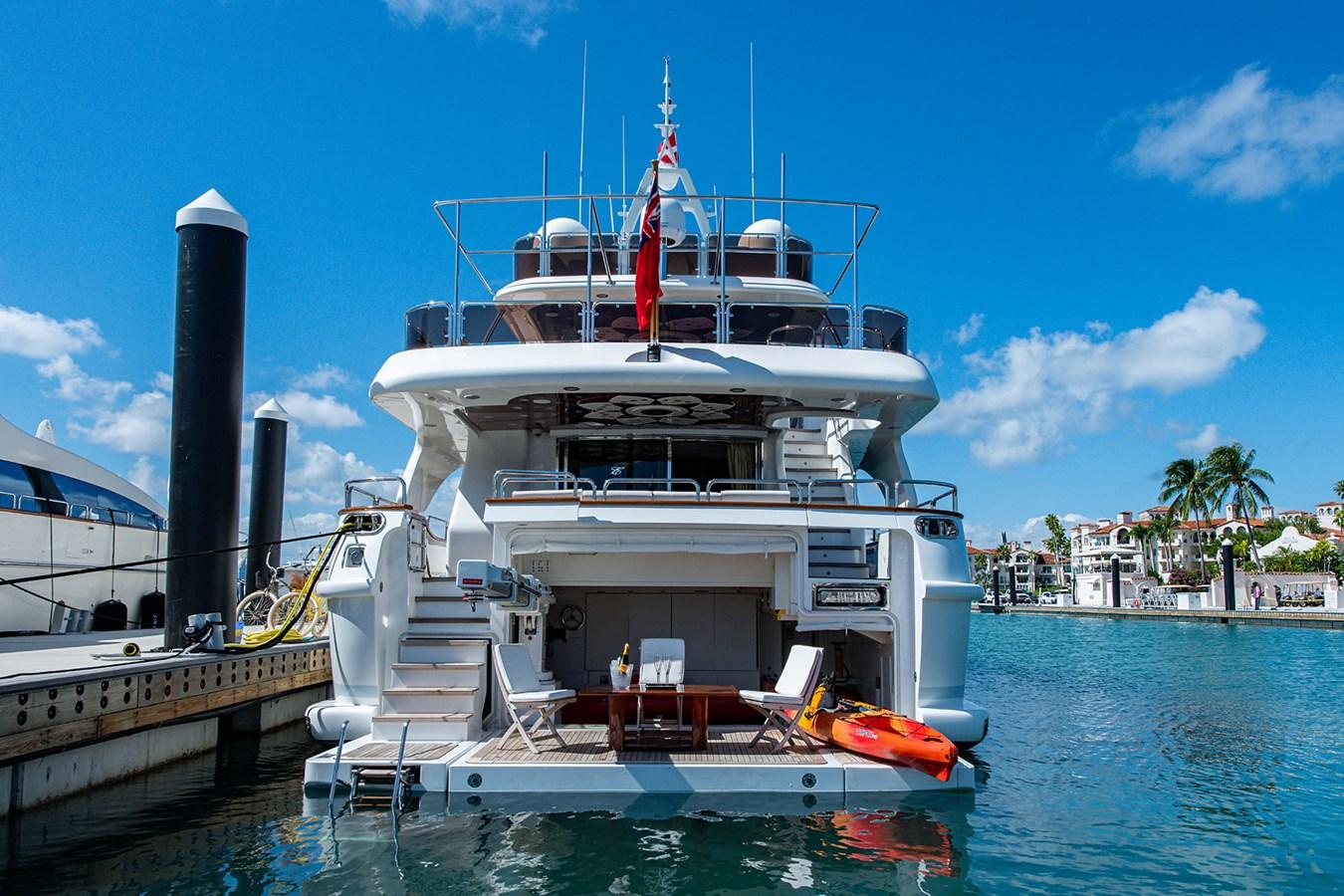 Rutli E_Garage1 2006 BENETTI  Motor Yacht 2802330