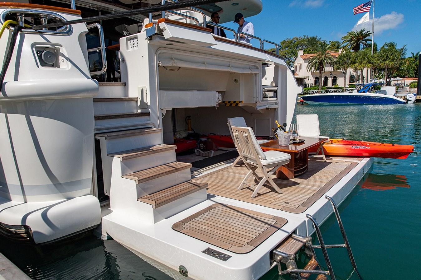 Rutli E_Garage7 2006 BENETTI  Motor Yacht 2802331