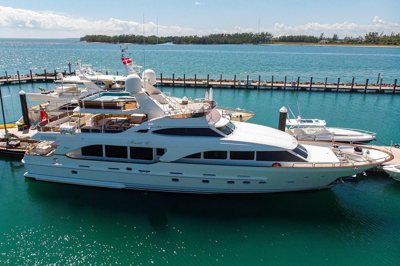 Rutli E_Aerials5 2006 BENETTI  Motor Yacht 2802333