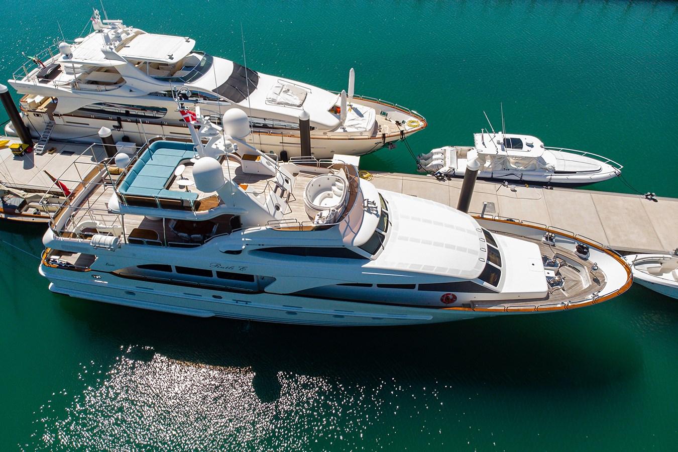 Rutli E_Aerials6 2006 BENETTI  Motor Yacht 2802334