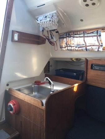 IMG_1589 1975 C & C Yachts 25 Cruising/Racing Sailboat 2802723