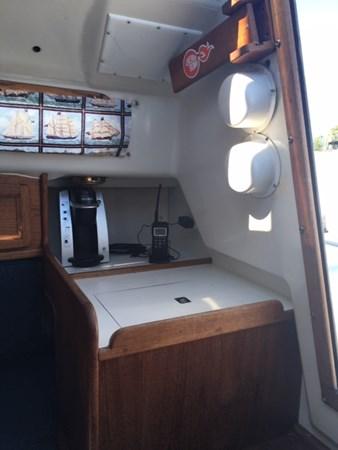 IMG_1591 1975 C & C Yachts 25 Cruising/Racing Sailboat 2802724