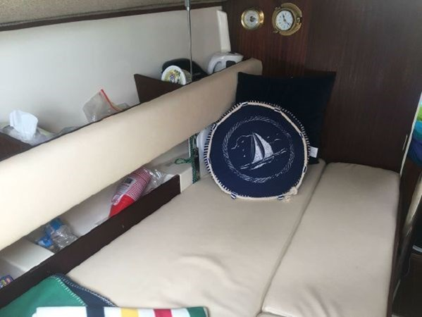 Cabin 2 1982 KELT MARINE 25' 7.60 Cruising/Racing Sailboat 2802746