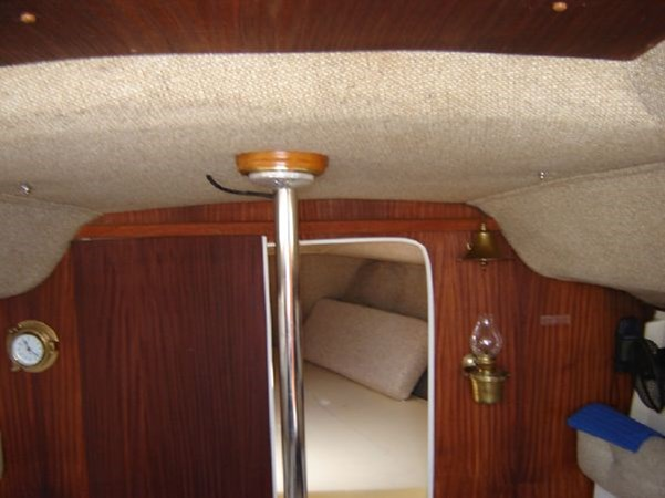 Forward 1982 KELT MARINE 25' 7.60 Cruising/Racing Sailboat 2802752