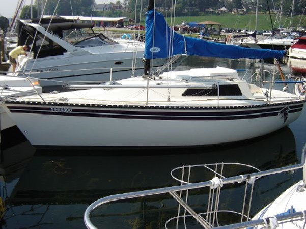 Port 1982 KELT MARINE 25' 7.60 Cruising/Racing Sailboat 2802756