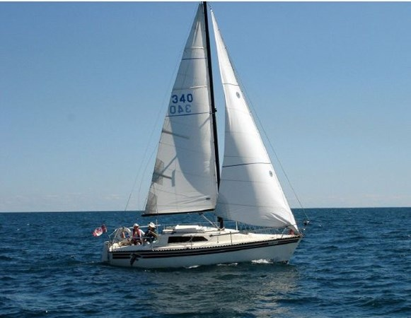 Windward 1982 KELT MARINE 25' 7.60 Cruising/Racing Sailboat 2802759
