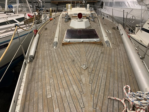 007 1974 NAUTOR'S SWAN 38 Cruising Sailboat 2803406