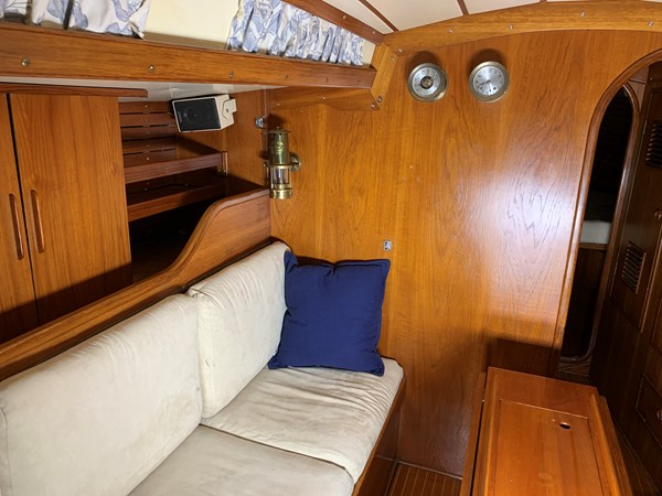 018 1974 NAUTOR'S SWAN 38 Cruising Sailboat 2803417