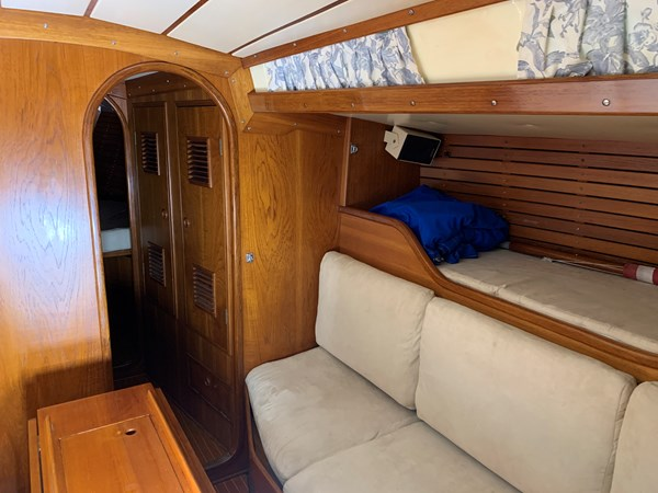020 1974 NAUTOR'S SWAN 38 Cruising Sailboat 2803419
