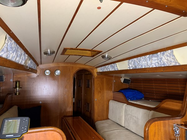 049 1974 NAUTOR'S SWAN 38 Cruising Sailboat 2803448