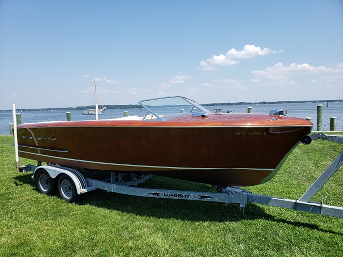 2 1952 CHRIS CRAFT Holiday Runabout 2804939