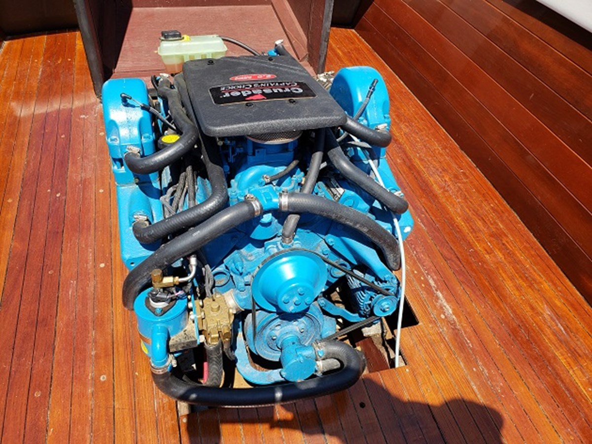 12 1952 CHRIS CRAFT Holiday Runabout 2804949