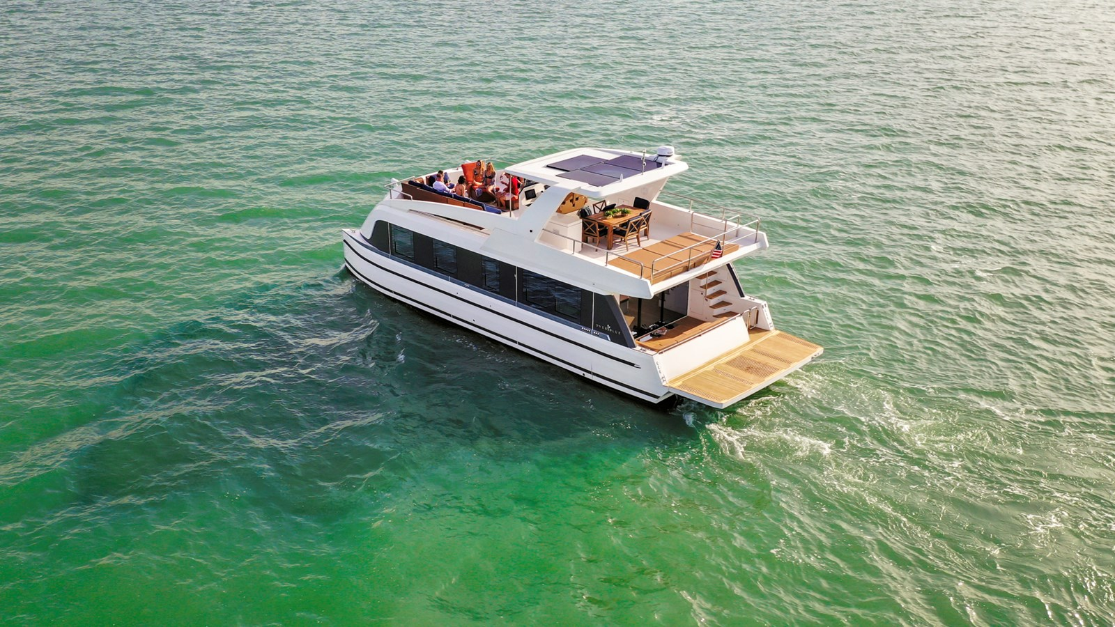 54 Overblue Power-Cat 2018 Overblue 54 Power-Cat Catamaran 2806175