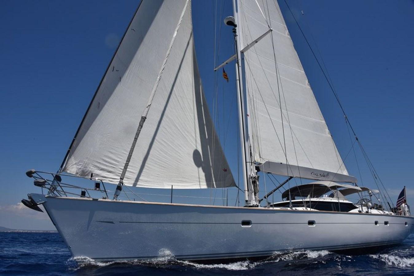 oyster-82-18 2009 OYSTER MARINE LTD Oyster 82 Cruising Sailboat 2806228