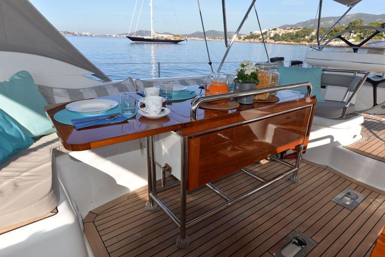 oyster-82-27 2009 OYSTER MARINE LTD Oyster 82 Cruising Sailboat 2806237