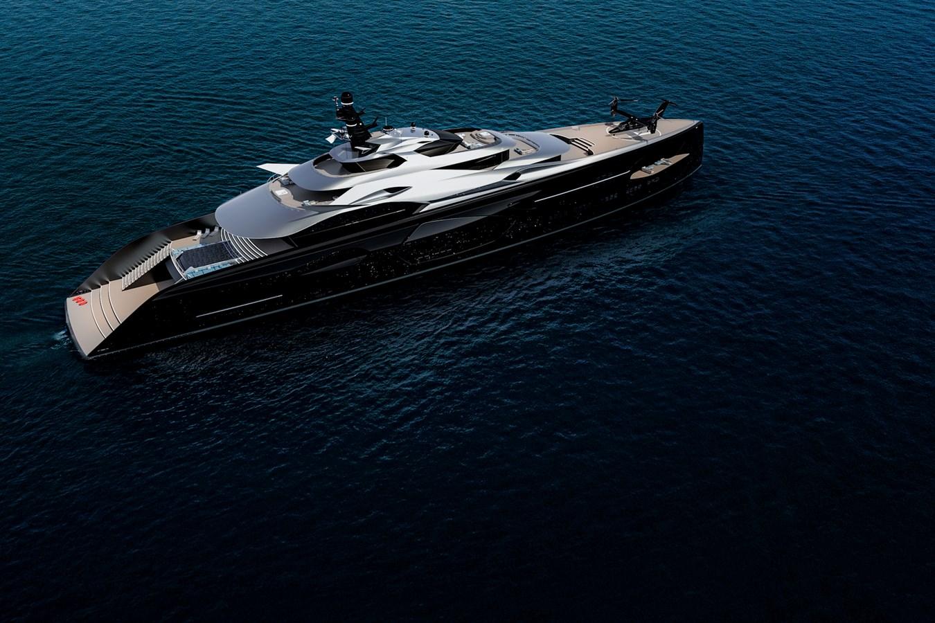 2024 #1 HULL  Mega Yacht 2808706