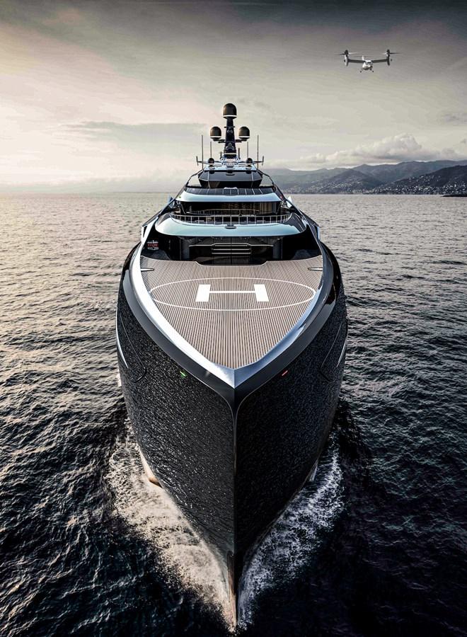 2024 #1 HULL  Mega Yacht 2808707
