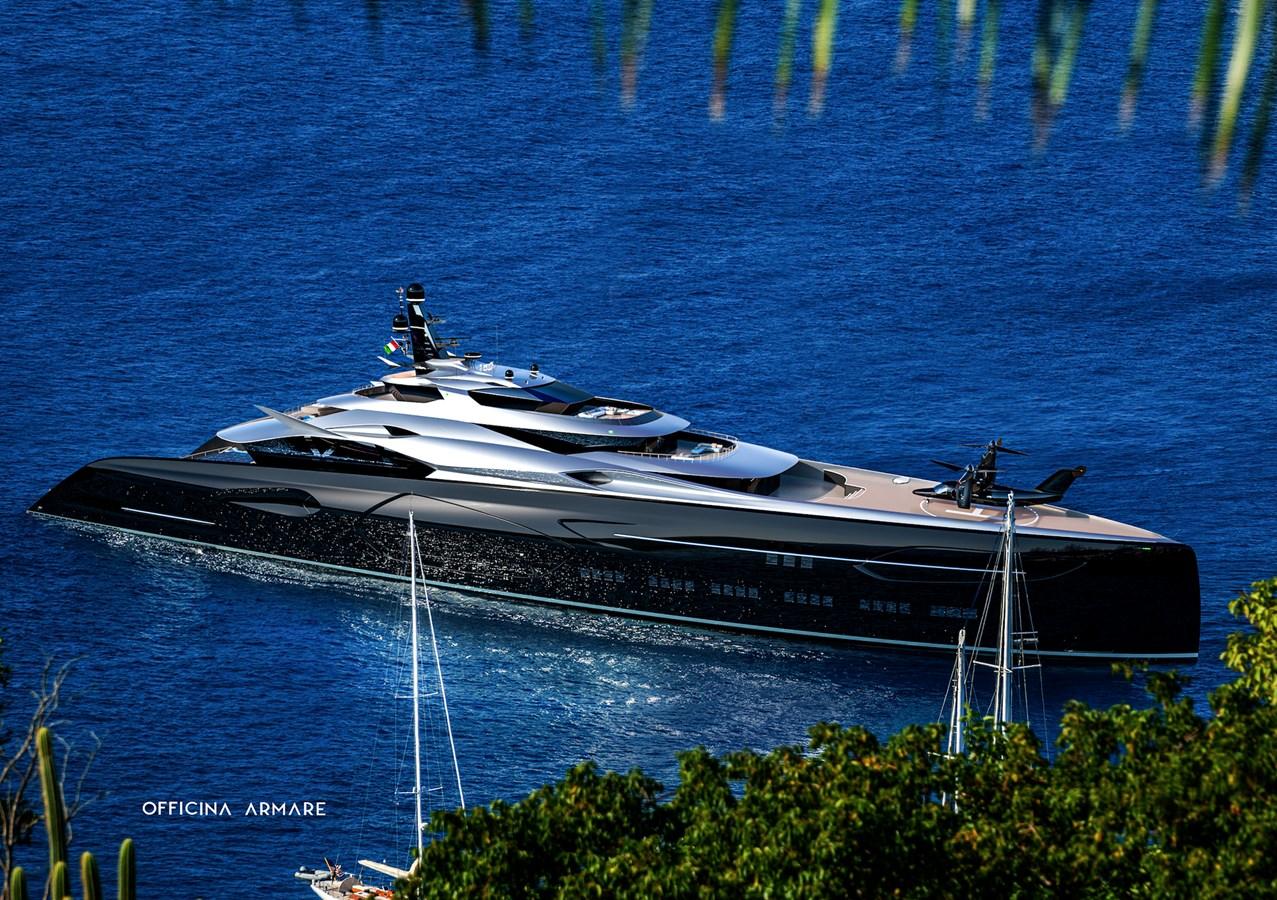 2024 #1 HULL  Mega Yacht 2808708