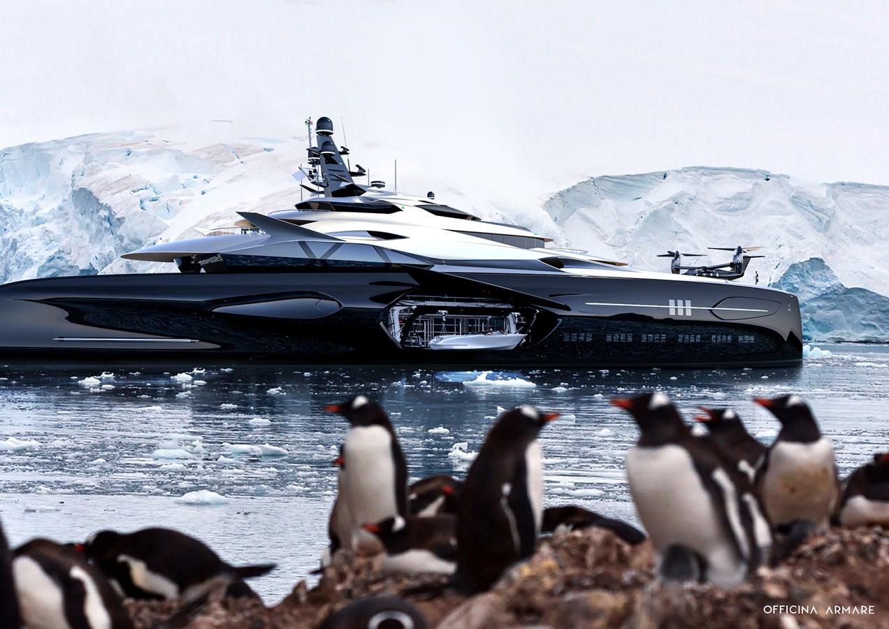 2024 #1 HULL  Mega Yacht 2808710