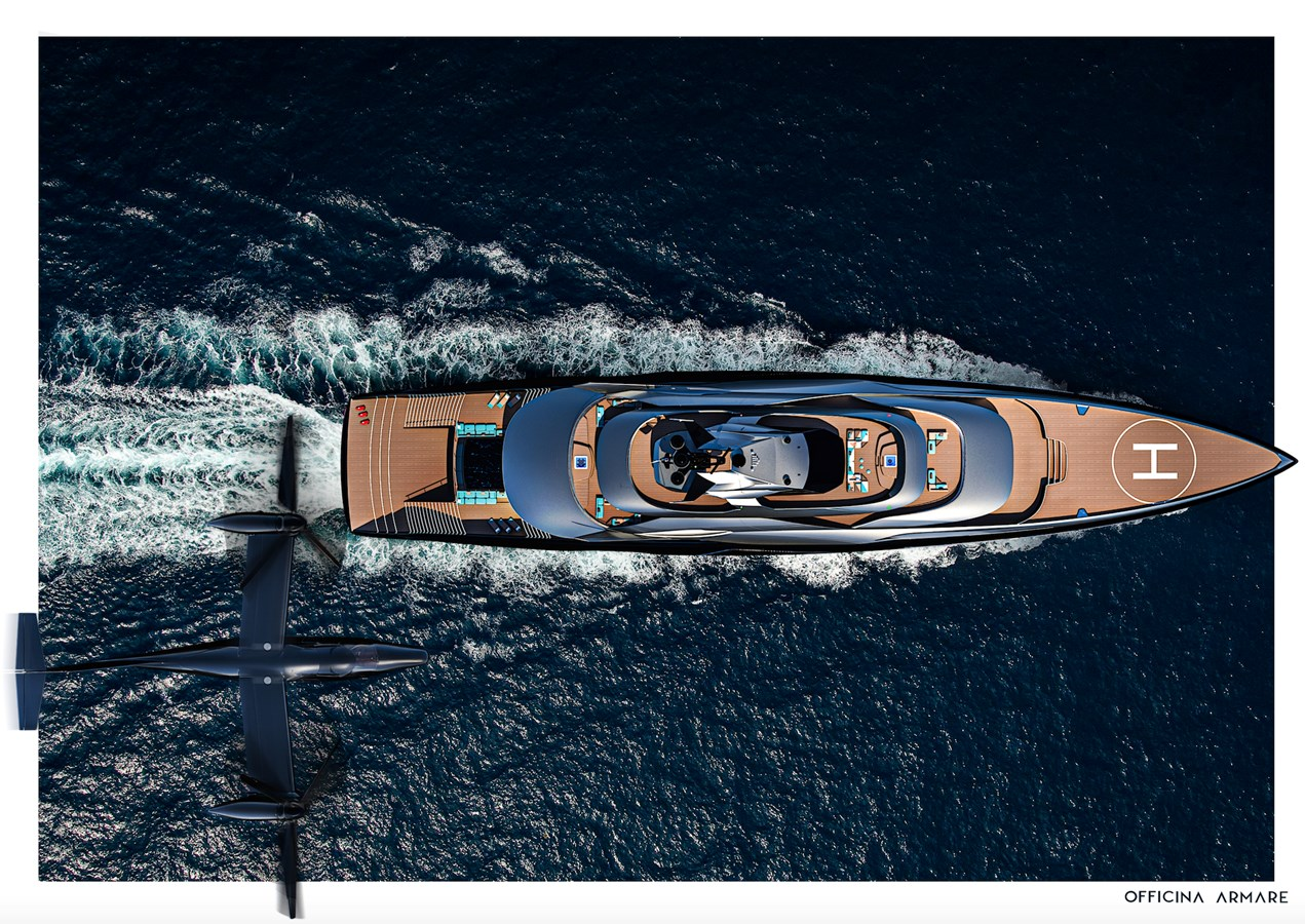 2024 #1 HULL  Mega Yacht 2808711