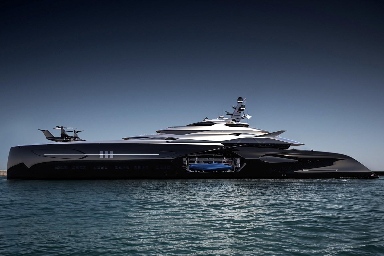 2024 #1 HULL  Mega Yacht 2808713