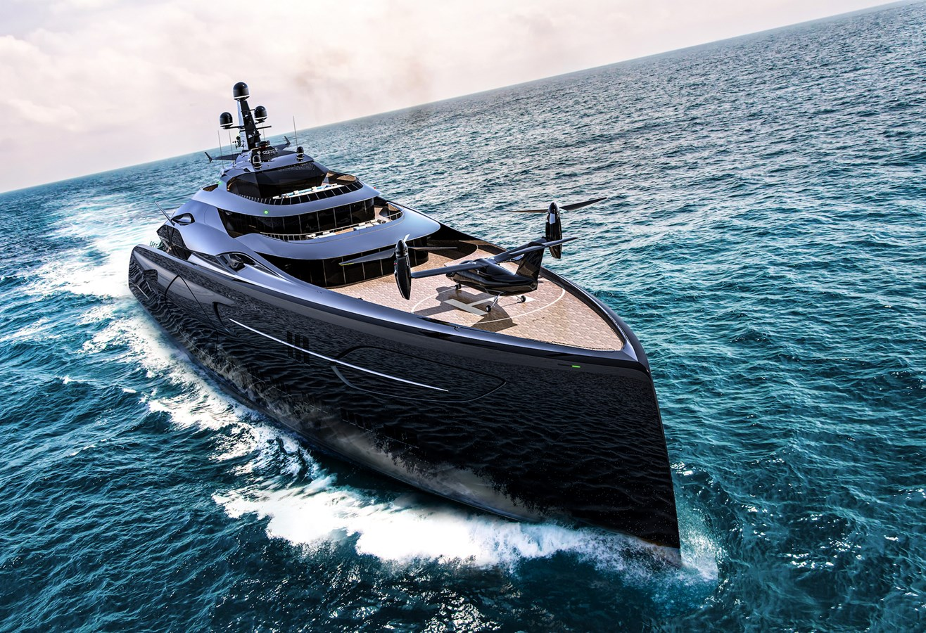 2024 #1 HULL  Mega Yacht 2808714