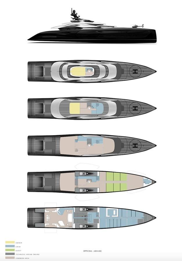 2024 #1 HULL  Mega Yacht 2808716