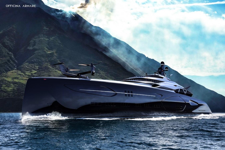 2024 #1 HULL  Mega Yacht 2830042