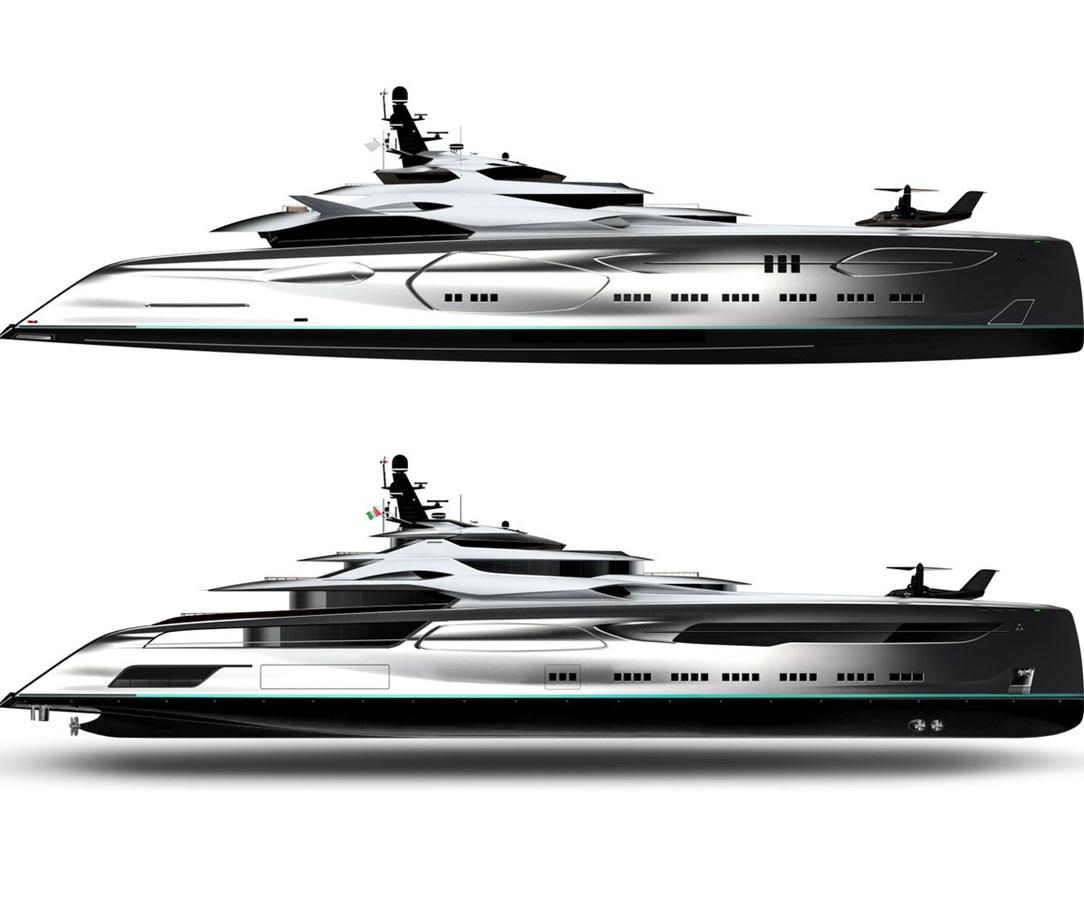 2024 #1 HULL  Mega Yacht 2844979