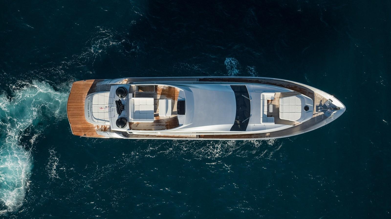 DJI_0021 2012 PERSHING  Motor Yacht 2810227