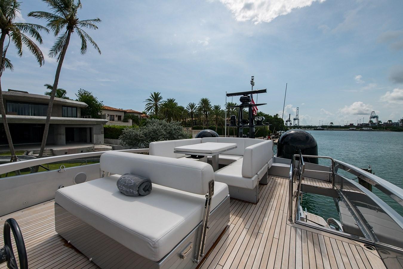 Incognito_Bridge10 2012 PERSHING  Motor Yacht 2810306