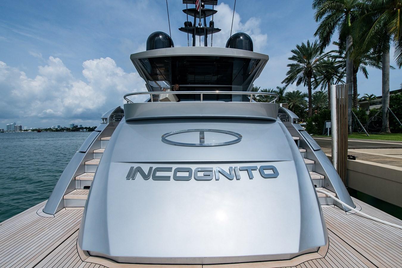 Incognito_Swim Platform2 2012 PERSHING  Motor Yacht 2810543