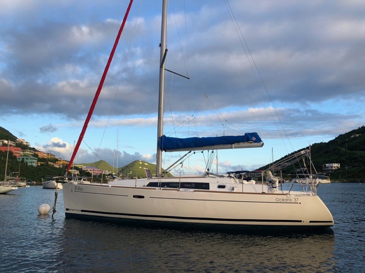 2010 BENETEAU Oceanis 37 Cruising/Racing Sailboat 2810753